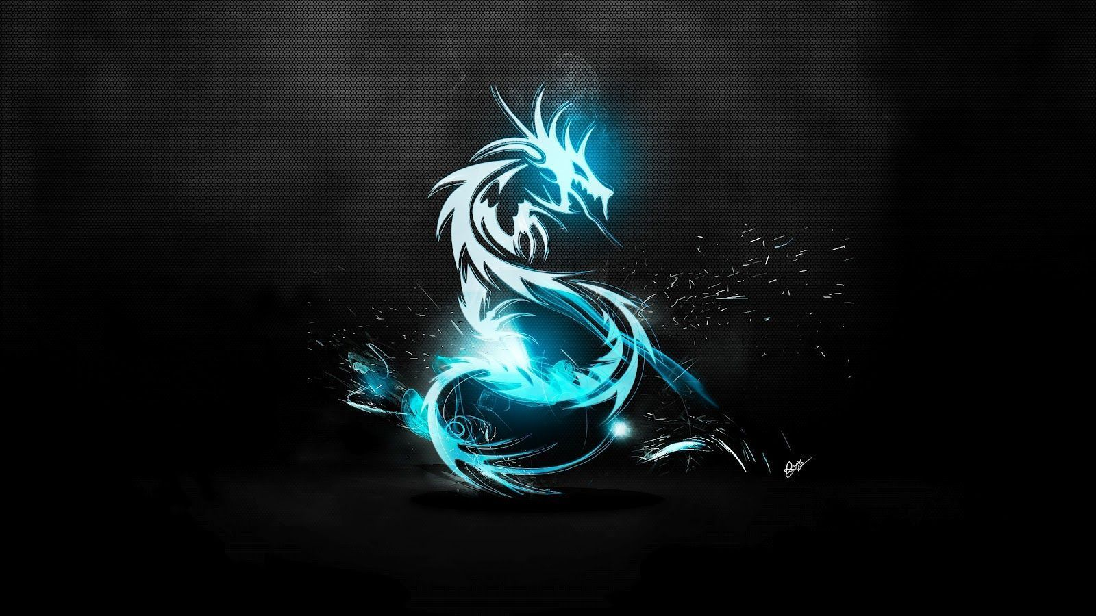 Neon Dragon Wallpapers Top Free Neon Dragon Backgrounds Wallpaperaccess