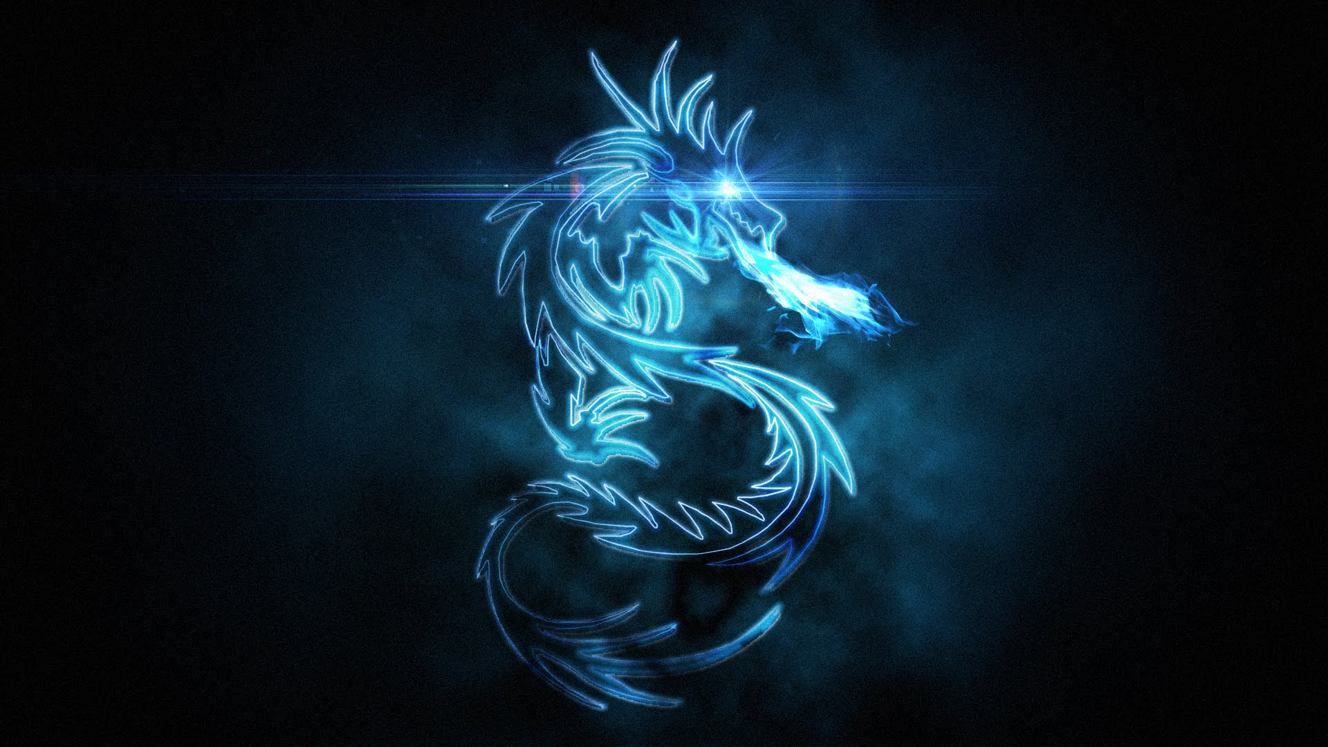 Neon Dragon Wallpapers - Top Free Neon Dragon Backgrounds ...