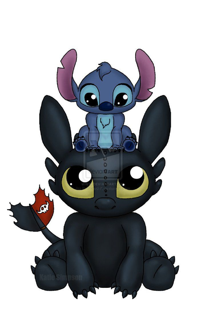 Toothless And Stitch Iphone Wallpapers Top Free Toothless And