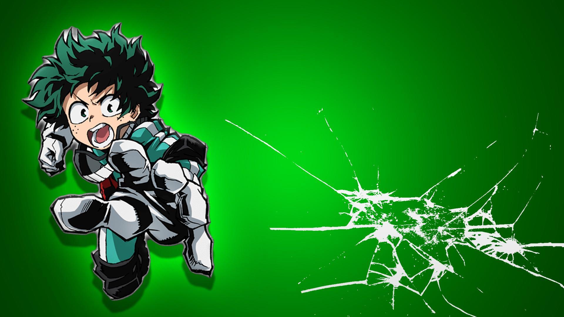 My Hero Academia Deku Wallpapers Top Free My Hero Academia Deku