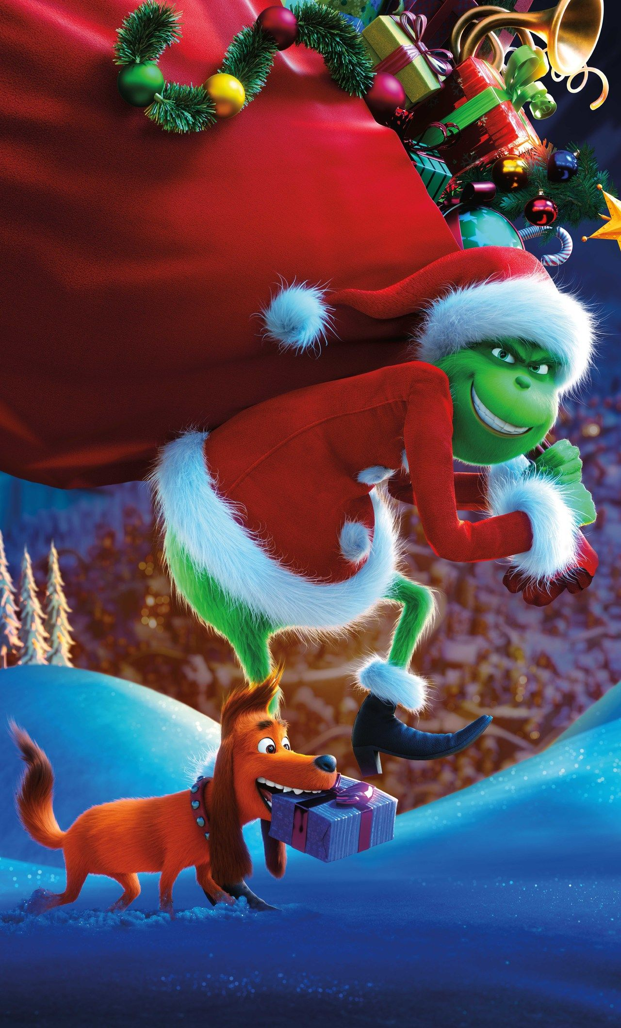 Grinch Iphone Wallpapers Top Free Grinch Iphone Backgrounds