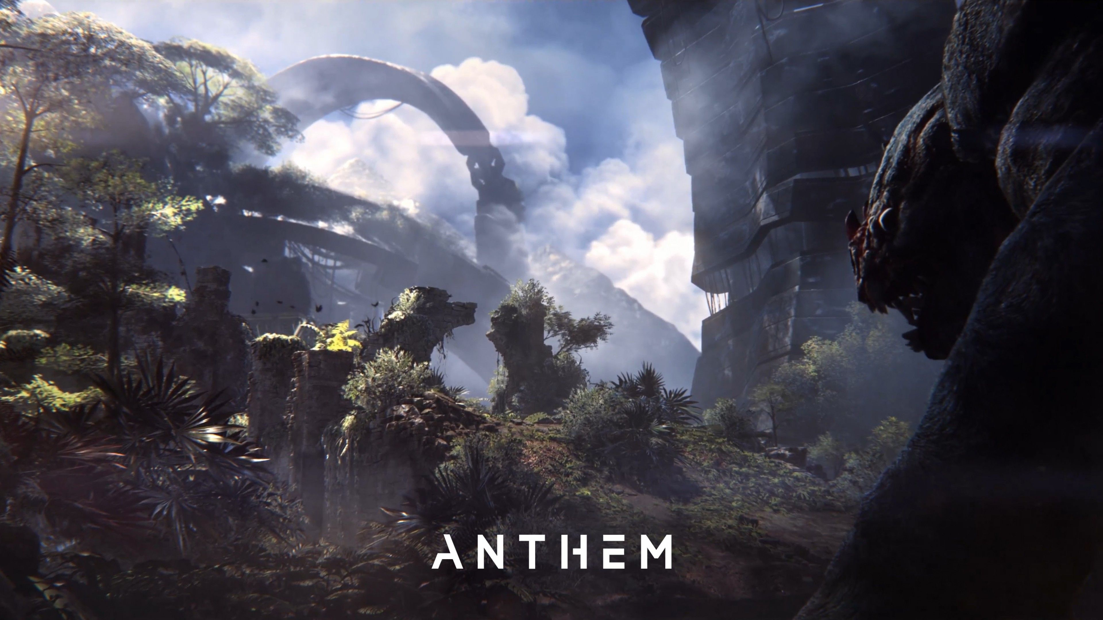 Anthem 4K Wallpapers - Top Free Anthem 4K Backgrounds