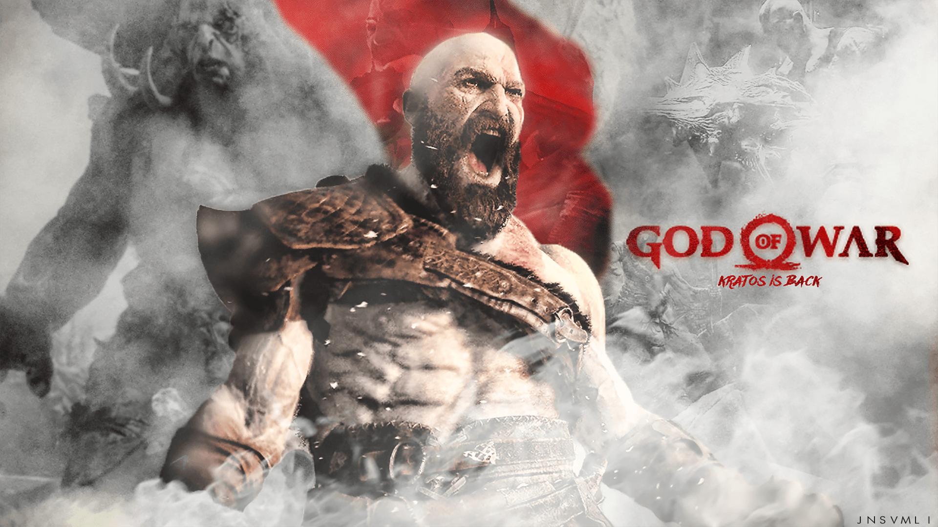 48 Best Free God Of War 2018 Wallpapers Wallpaperaccess