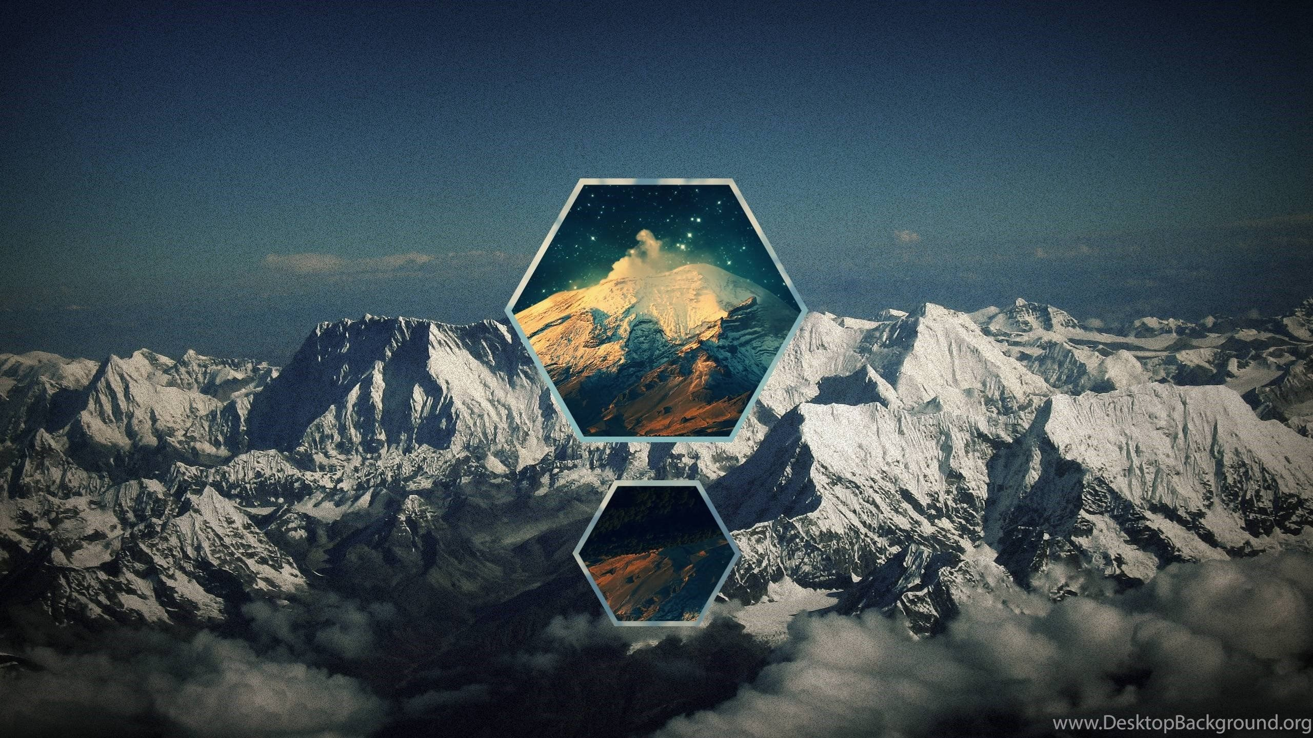 Geometric Landscape 4K Wallpapers - Top Free Geometric ...