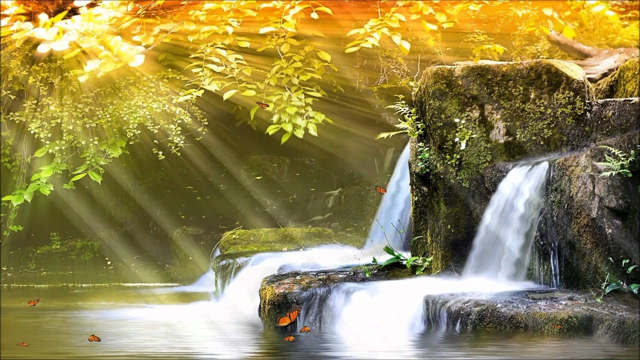 Moving Waterfall Wallpapers Top Free Moving Waterfall Backgrounds Wallpaperaccess