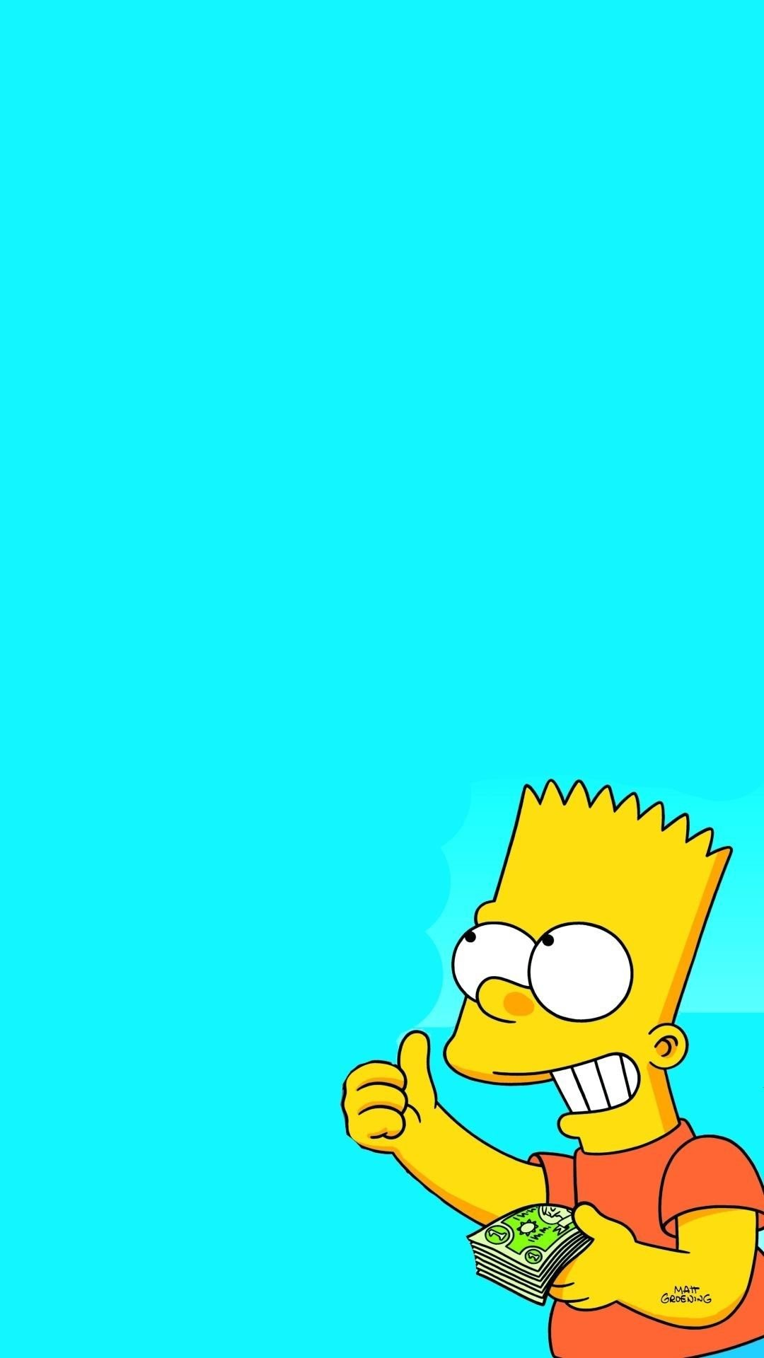 The Simpsons Wallpapers - Top Free The