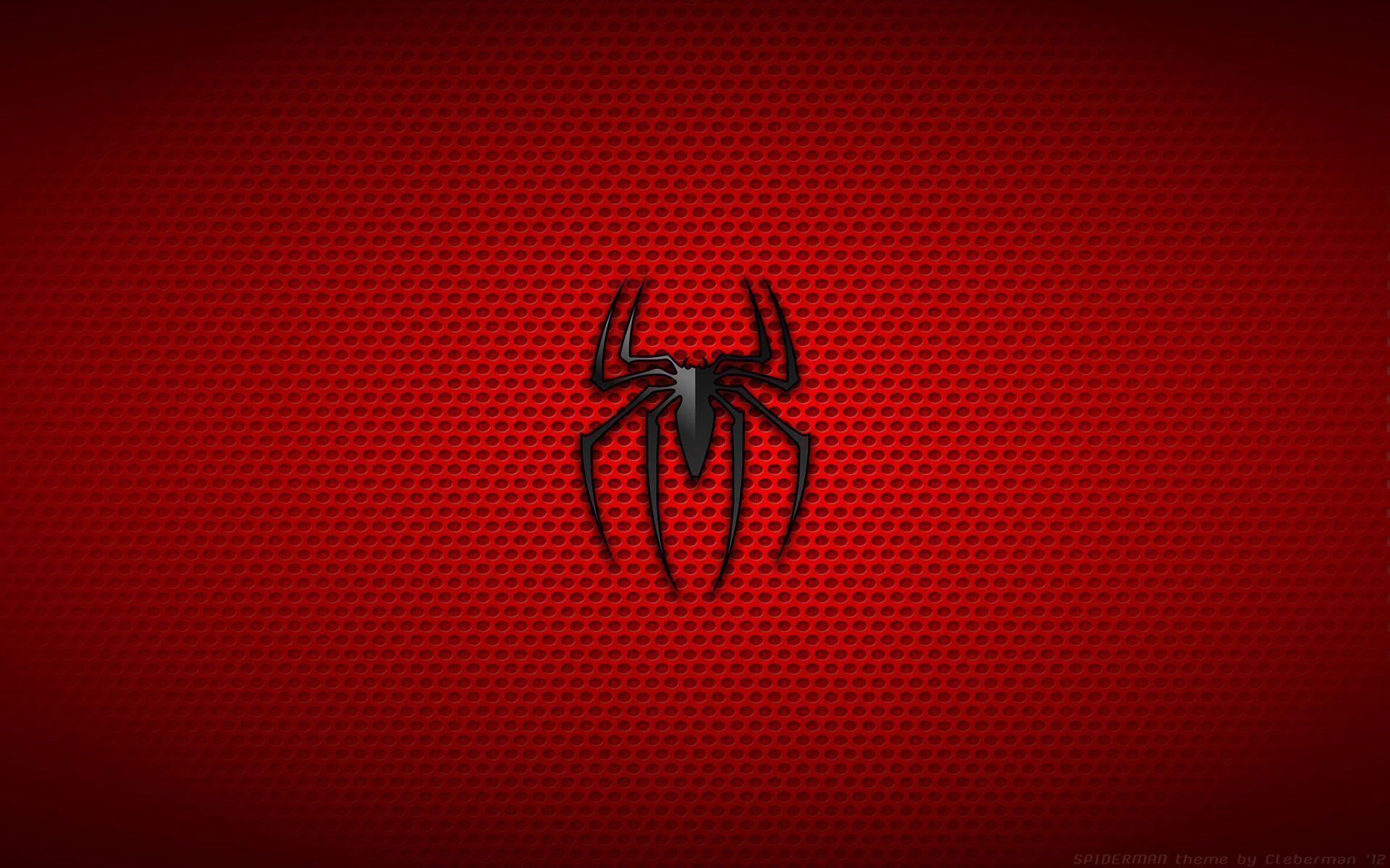 Marvel Spiderman Logo Wallpapers Top Free Marvel Spiderman