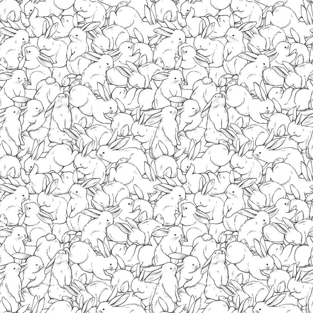 Bunny Pattern Wallpapers Top Free Bunny Pattern