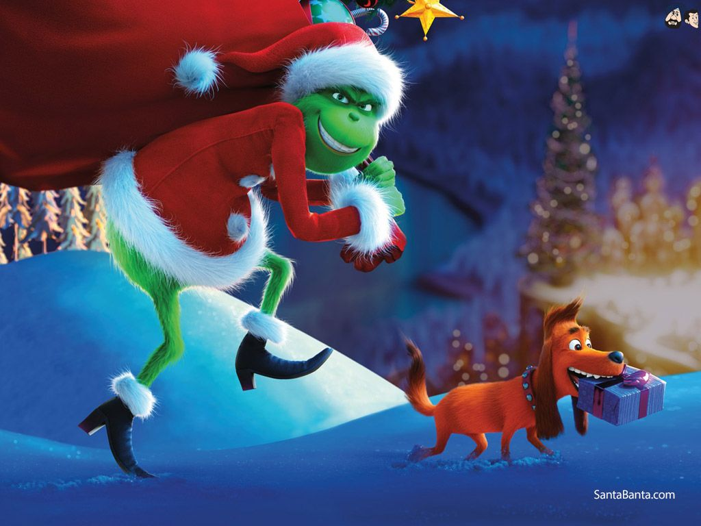 How The Grinch Stole Christmas 2000 Download Free
