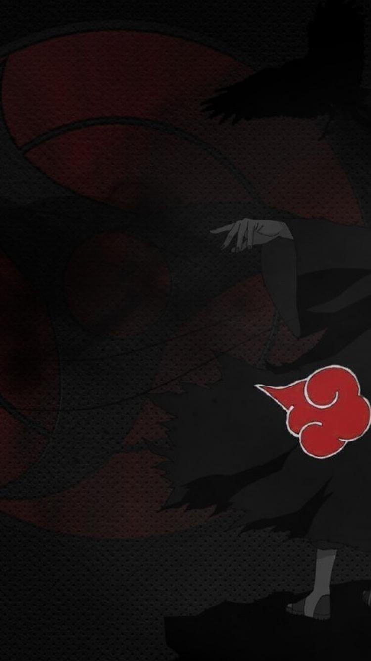 Naruto Itachi Iphone Wallpapers Top Free Naruto Itachi