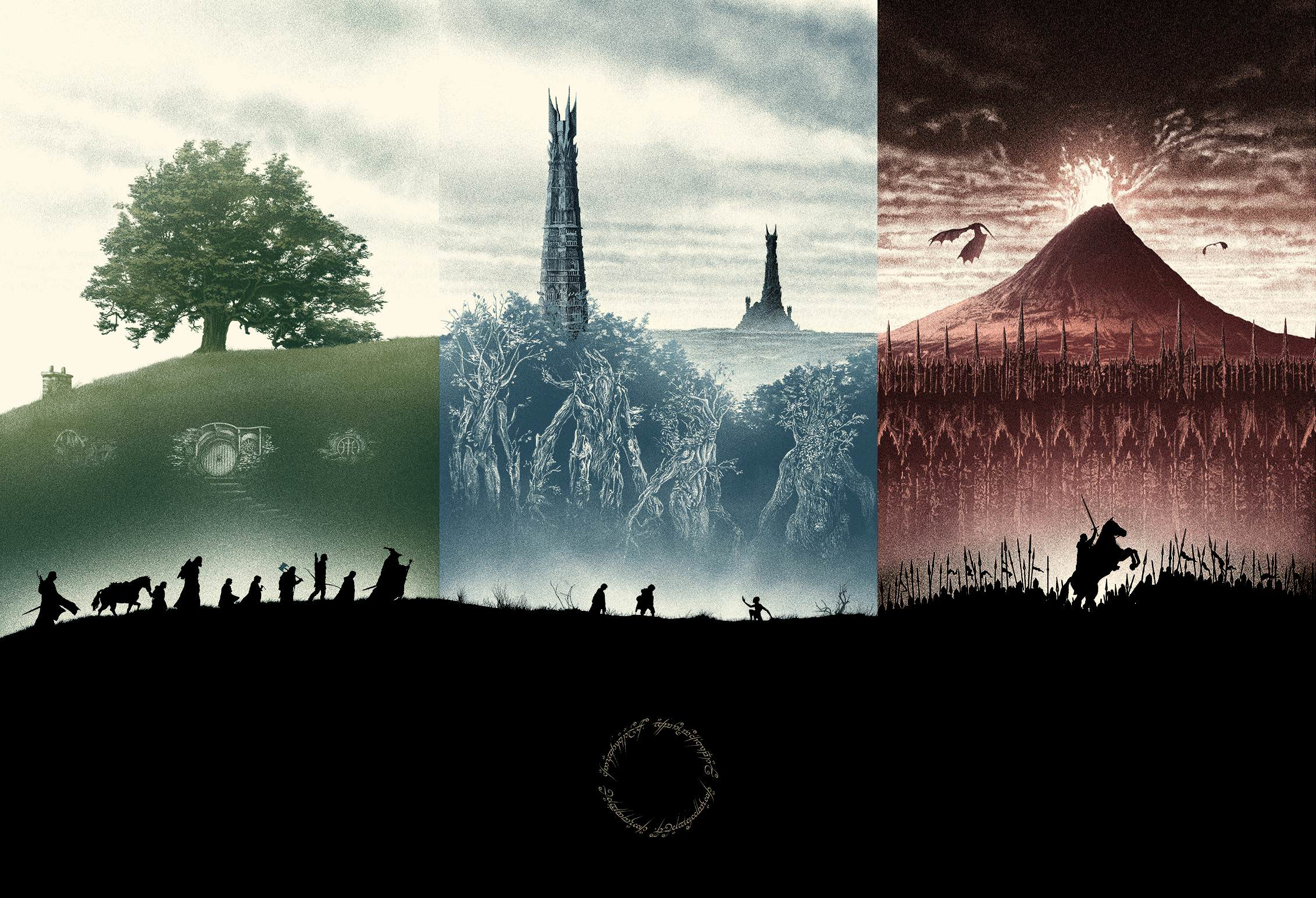 Lotr Book Wallpapers - Top Free Lotr Book Backgrounds - WallpaperAccess