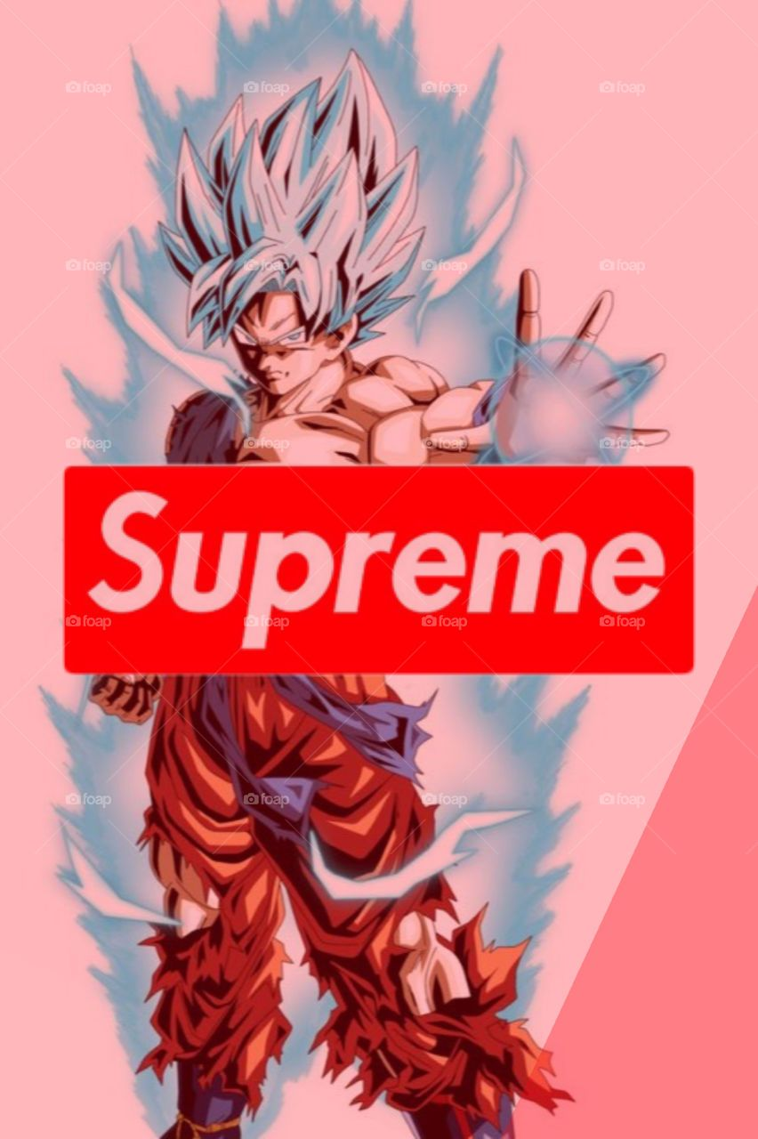 720x1280 Goku saiyan supreme Wallpaper ...