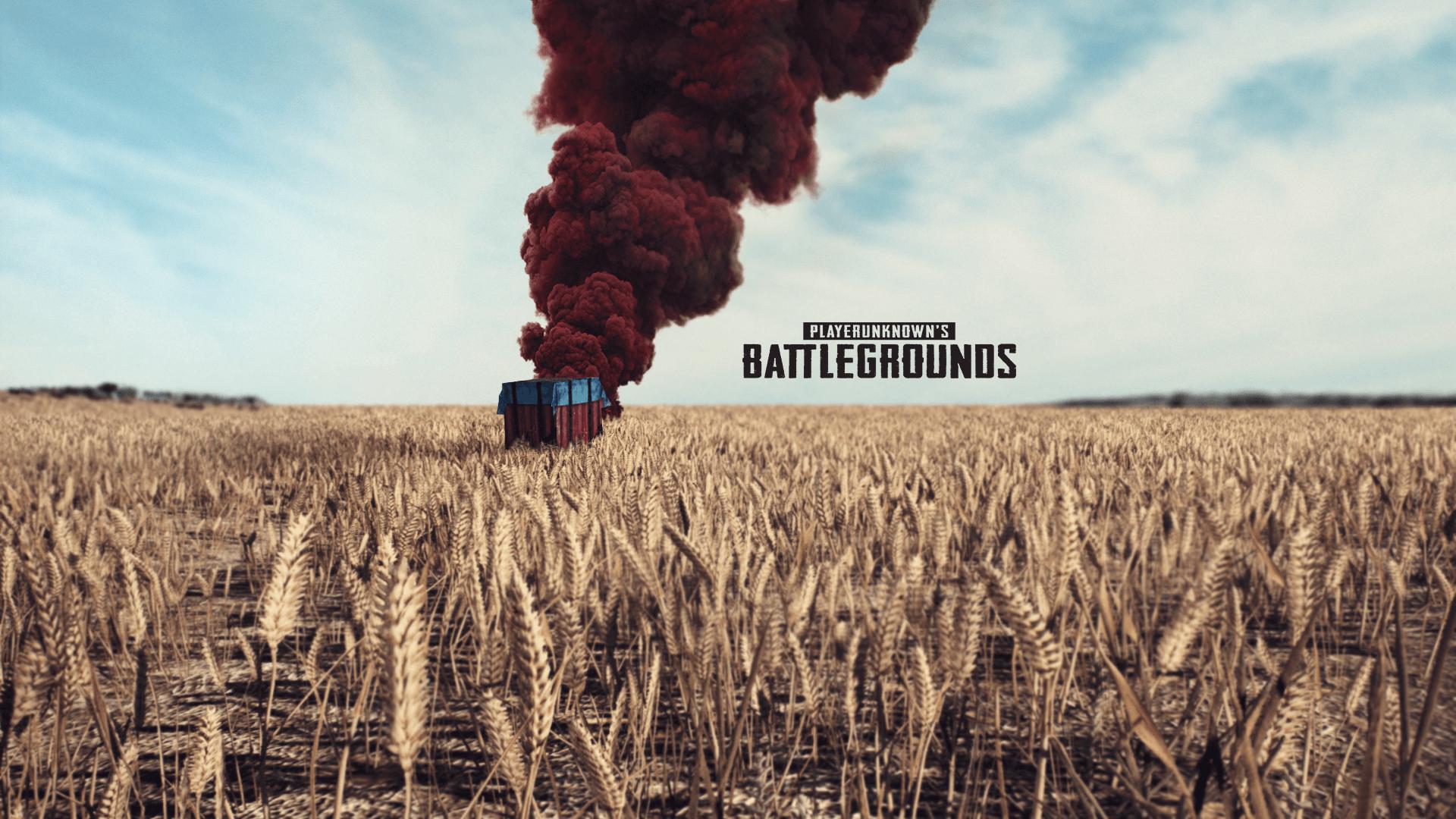 Playerunknown S Battlegrounds Logo Wallpapers Top Free