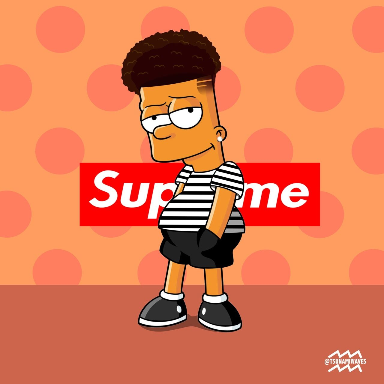 Black Bart Simpson Wallpapers Top Free Black Bart Simpson