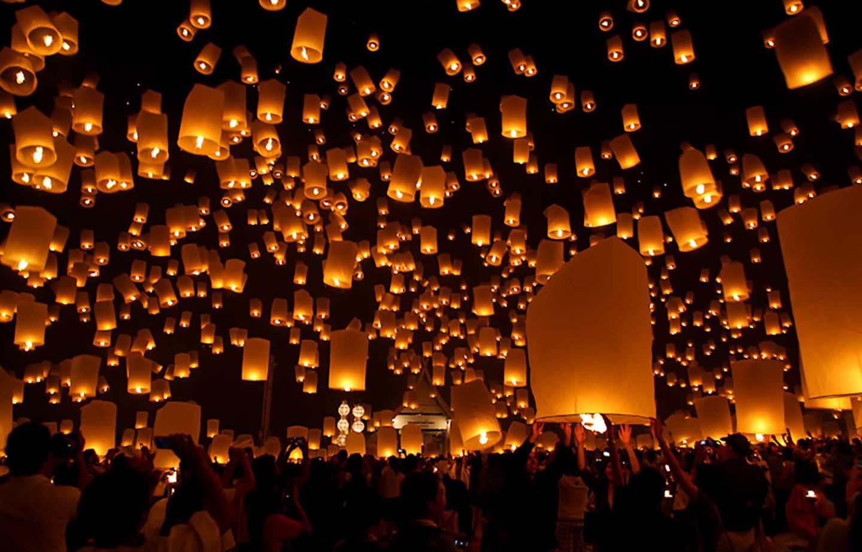 Japanese Lantern Festival Wallpapers Top Free Japanese