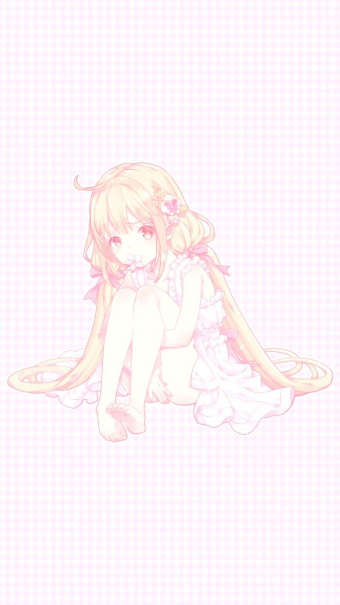 Aesthetic Pink Anime Wallpapers Top Free Aesthetic Pink Anime
