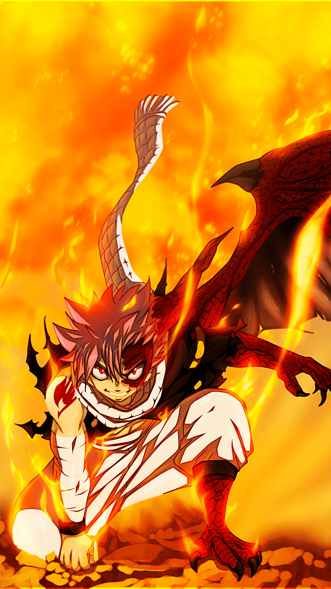 Fairy Tail Phone Wallpapers - Top Free Fairy Tail Phone