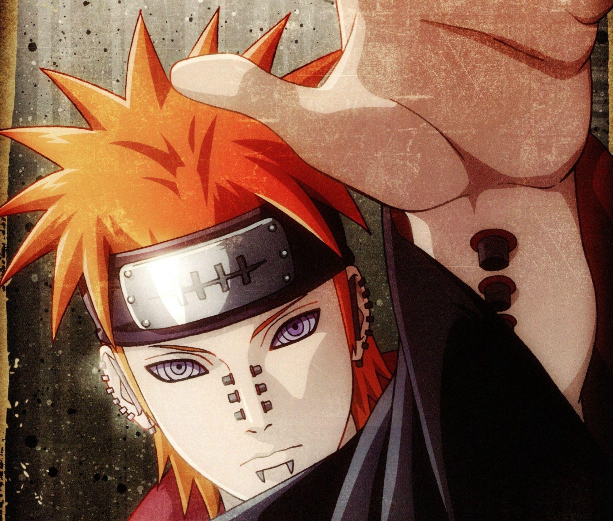 Naruto Shippuden Pain Wallpapers Top Free Naruto Shippuden