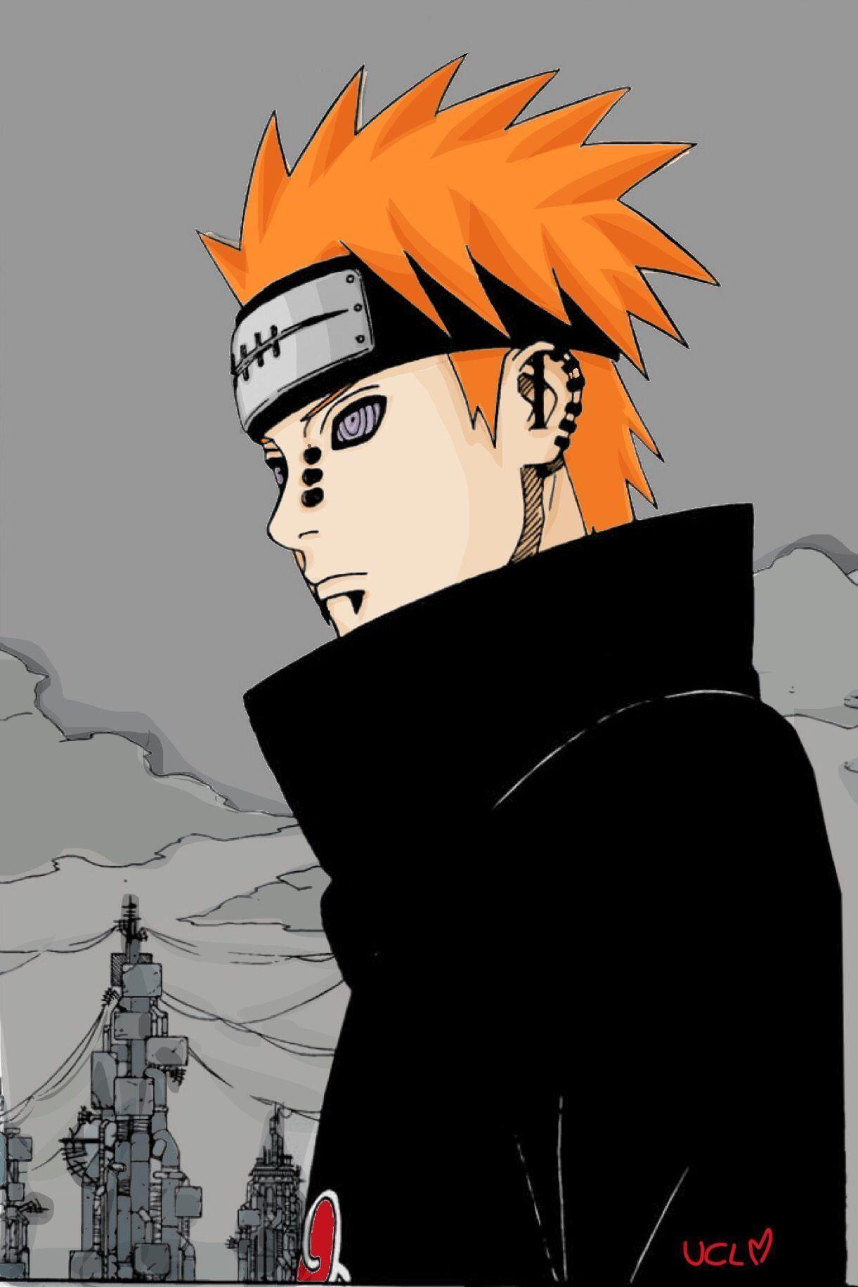 Naruto Shippuden Pain Wallpapers Top Free Naruto Shippuden Pain Backgrounds Wallpaperaccess