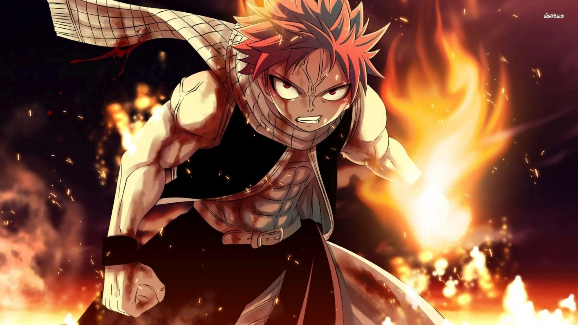 Fairy Tail Natsu Wallpapers Top Free Fairy Tail Natsu Backgrounds