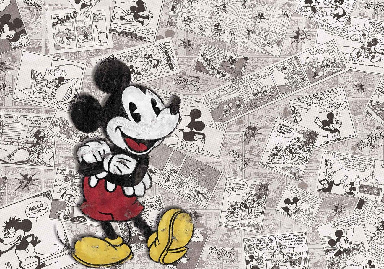 Vintage Mickey Mouse Wallpapers Top Free Vintage Mickey Mouse Backgrounds Wallpaperaccess