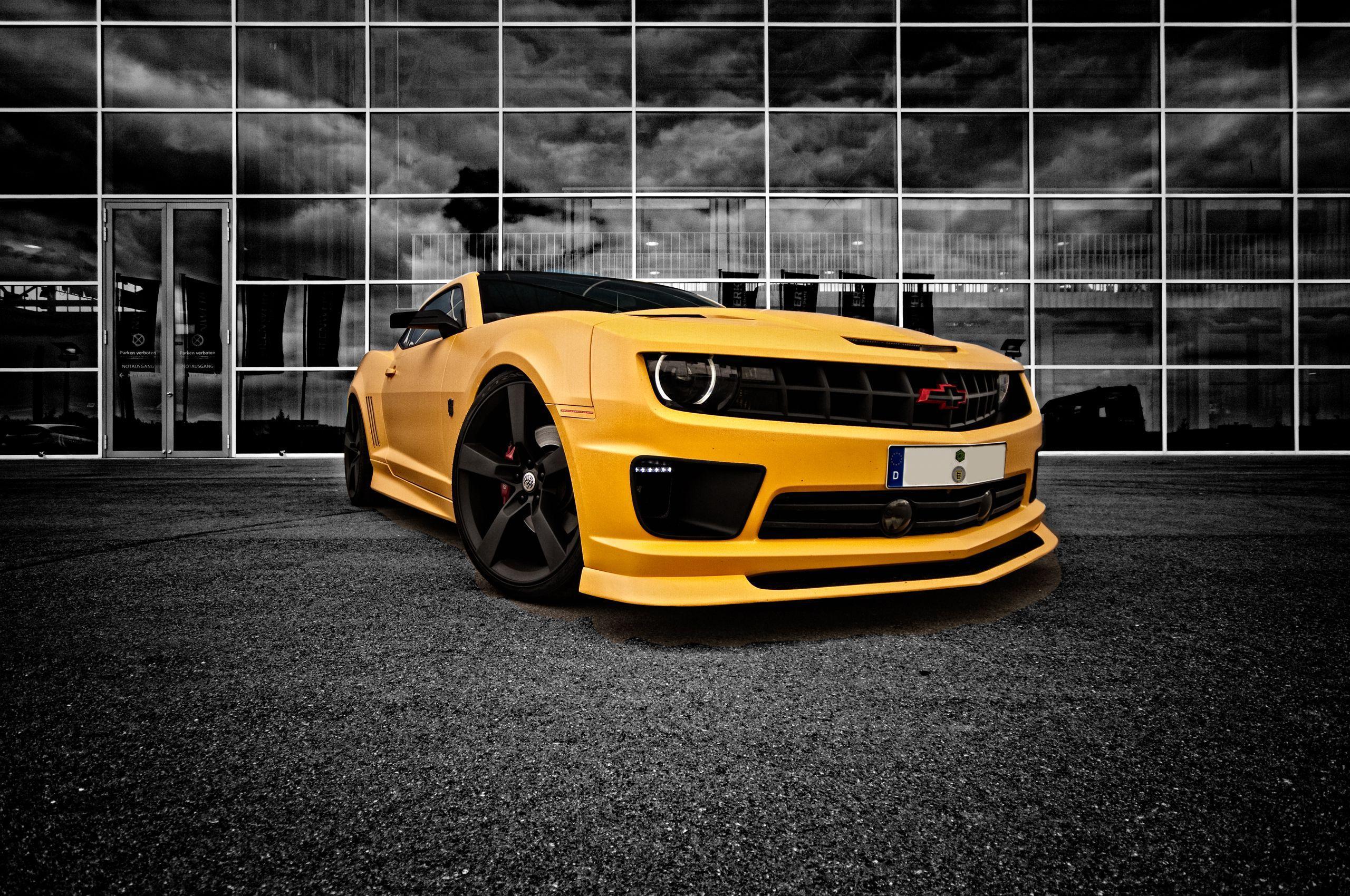 Bumblebee camaro wallpapers top free bumblebee camaro - Transformers bumblebee car wallpaper ...