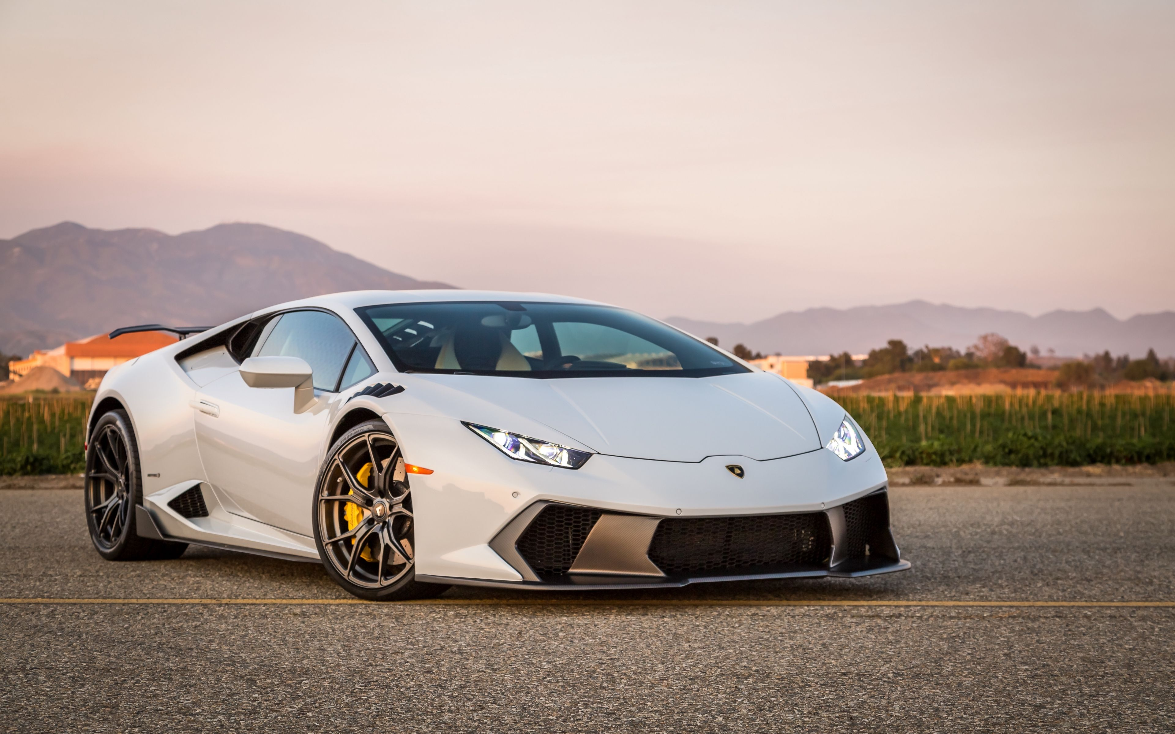 Lamborghini Huracan 4K Wallpapers , Top Free Lamborghini