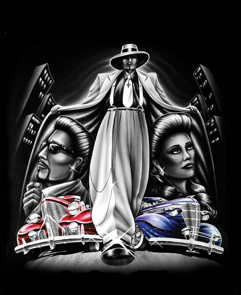 Chicano Wallpapers - Top Free Chicano
