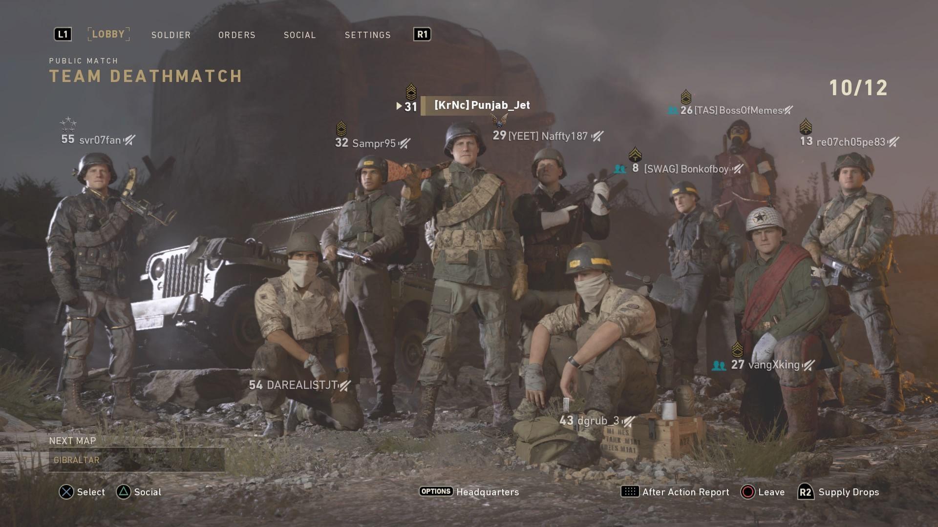 Call Of Duty Ww2 Wallpaper 4k: 44 Best Free WW2 Wallpapers