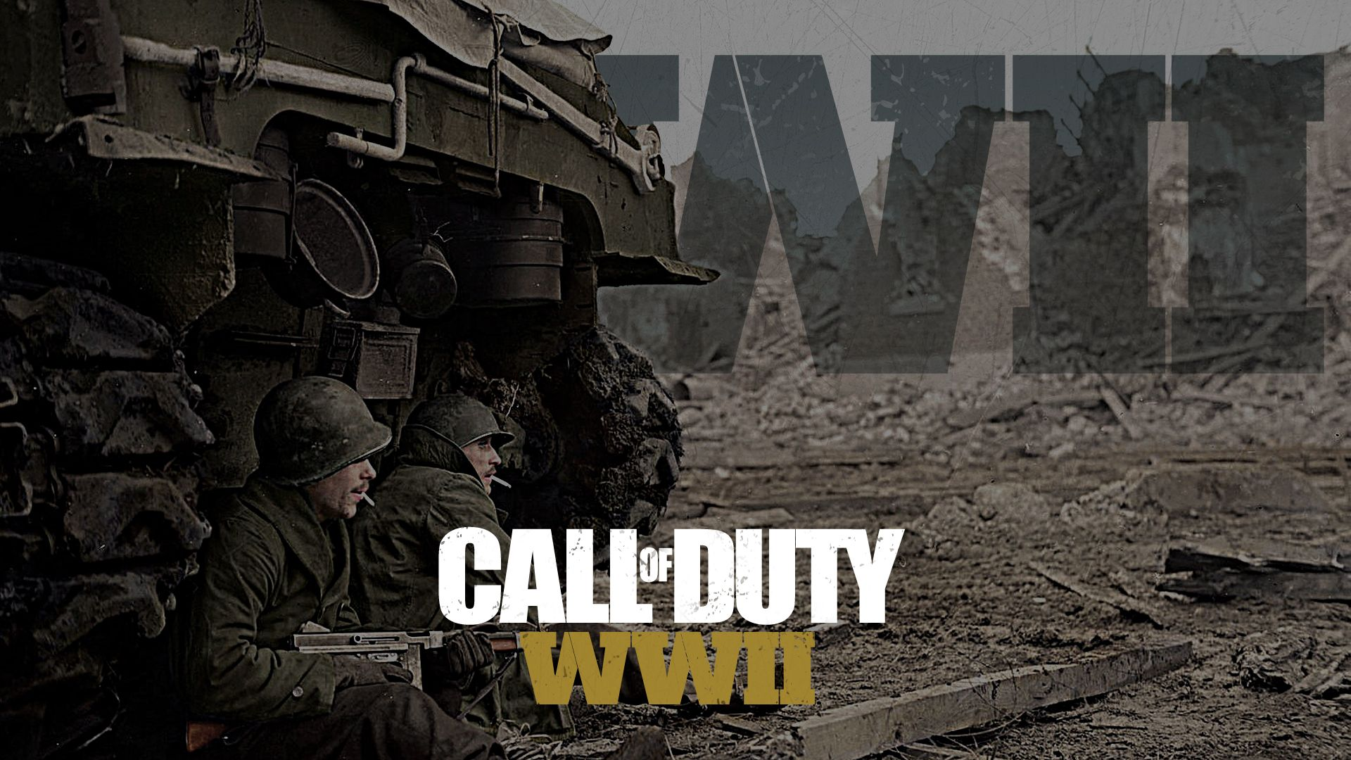 Call Of Duty World War 2 Wallpapers Top Free Call Of Duty World