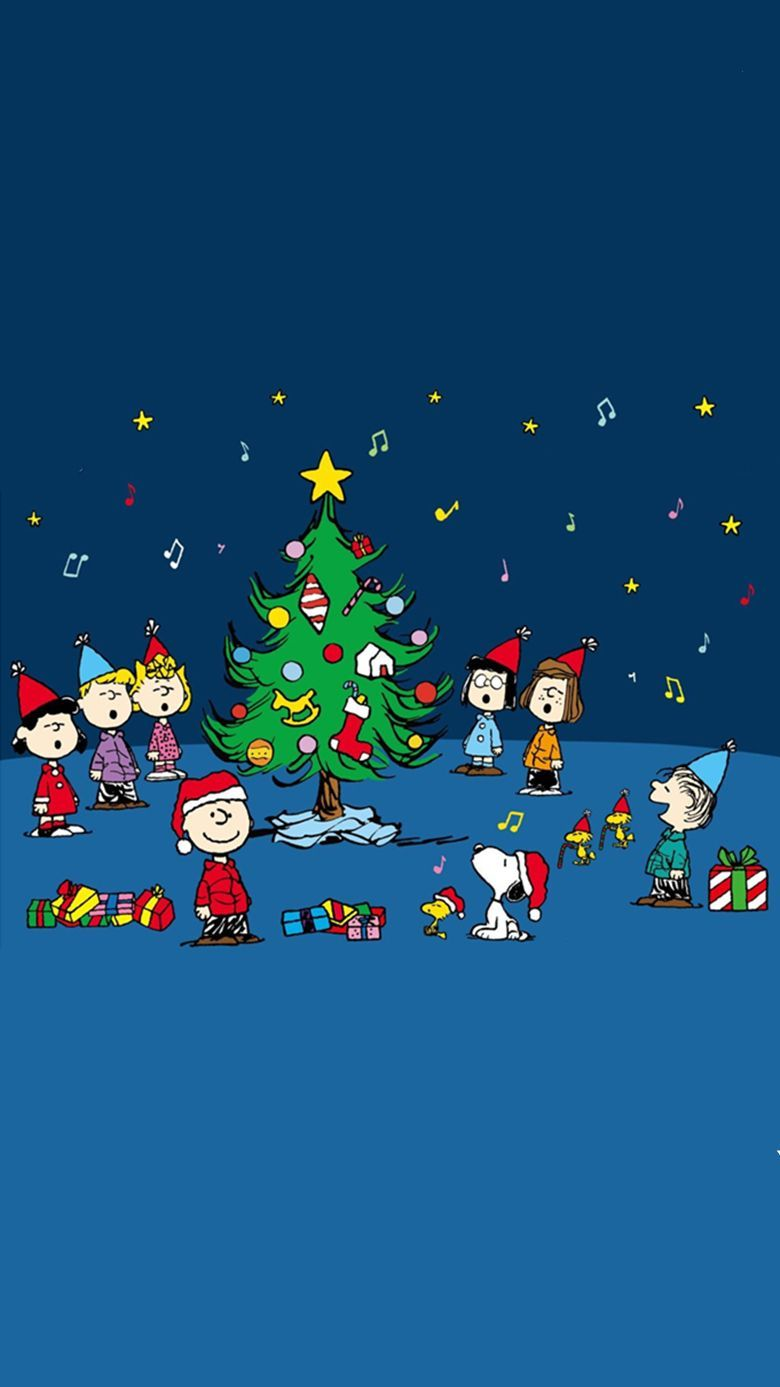 Snoopy Christmas Iphone Wallpapers Top Free Snoopy