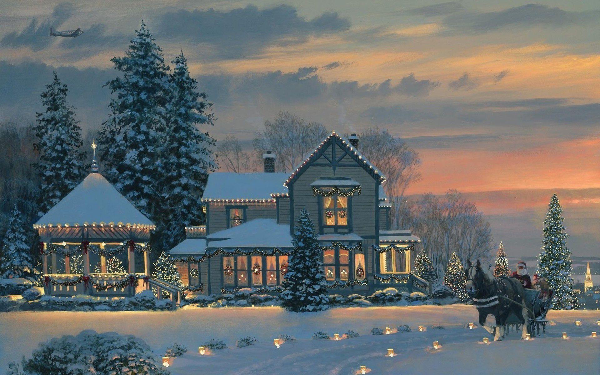 "1920x1080 Animated Christmas Desktop Wallpapers - THIS Wallpaper"">"
