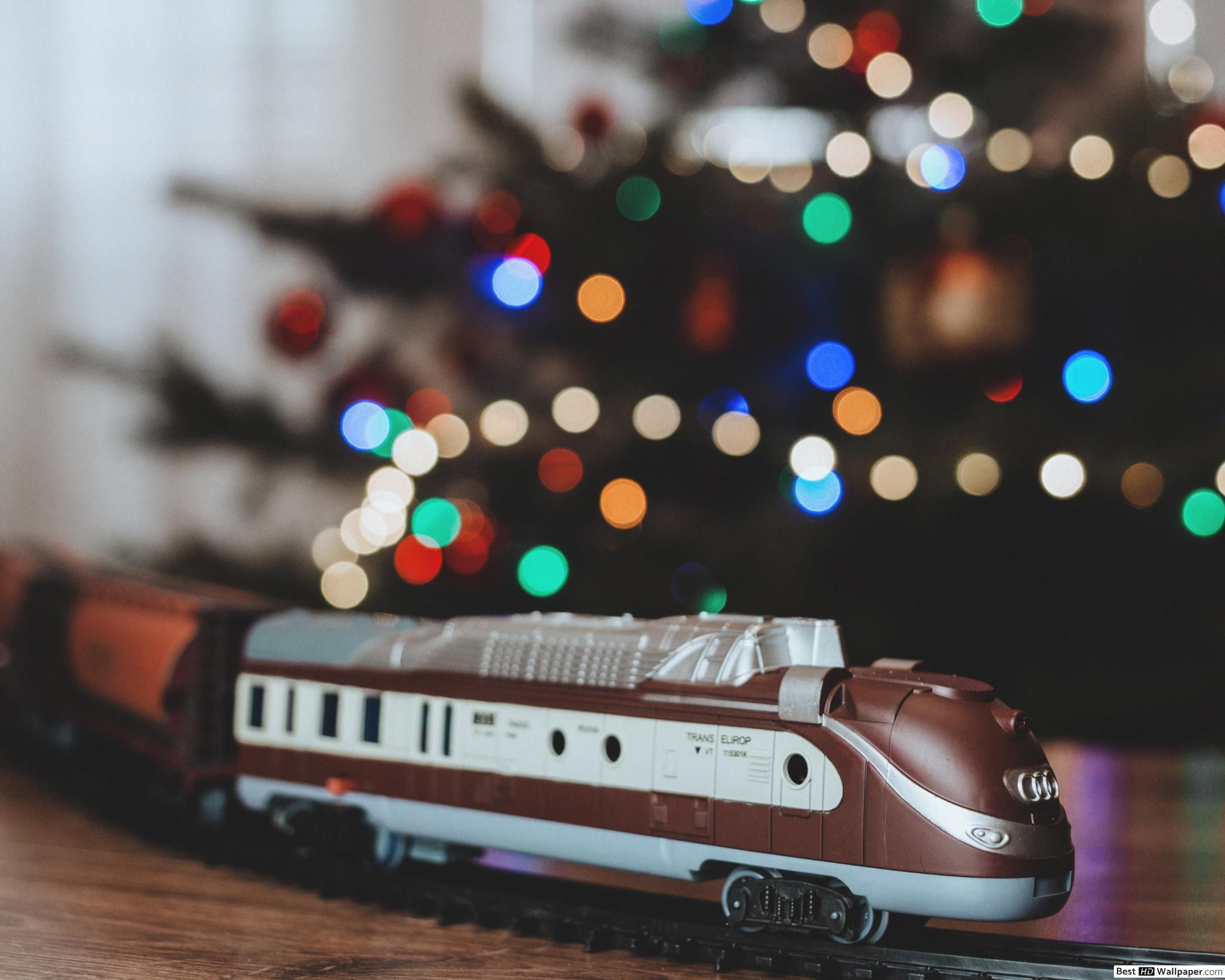 Christmas Train Wallpapers Top Free Christmas Train