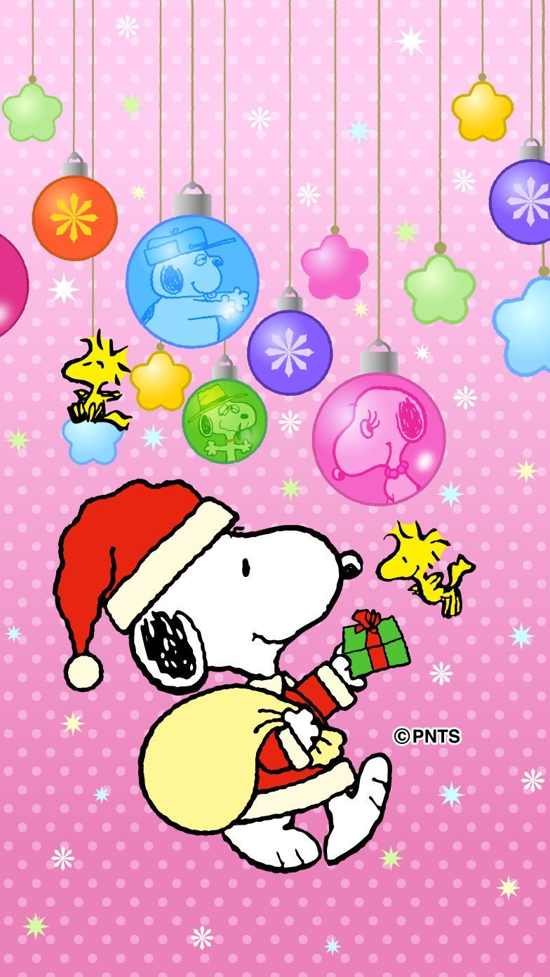 Snoopy Christmas Iphone Wallpapers Top Free Snoopy Christmas