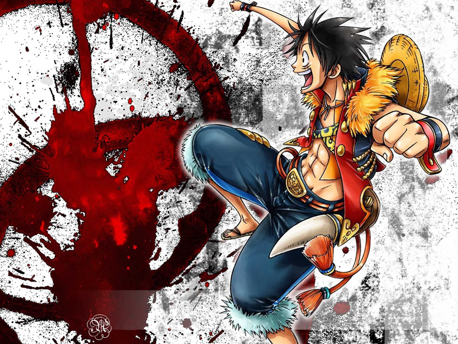 Luffy One Piece Epic Wallpapers Top Free Luffy One Piece Epic Backgrounds Wallpaperaccess
