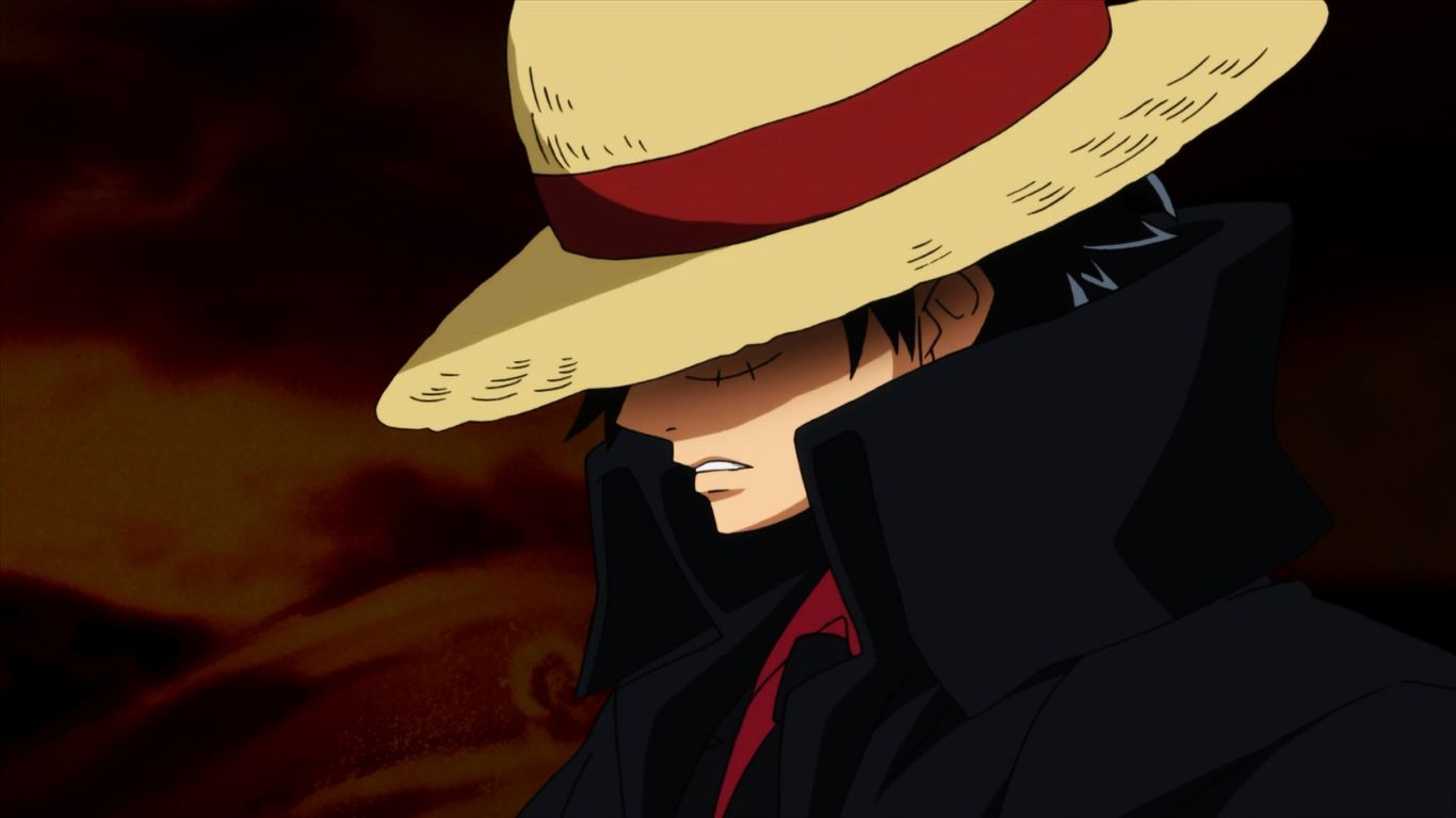 Wallpaper Pemandangan Wallpaper One Piece Luffy 3d