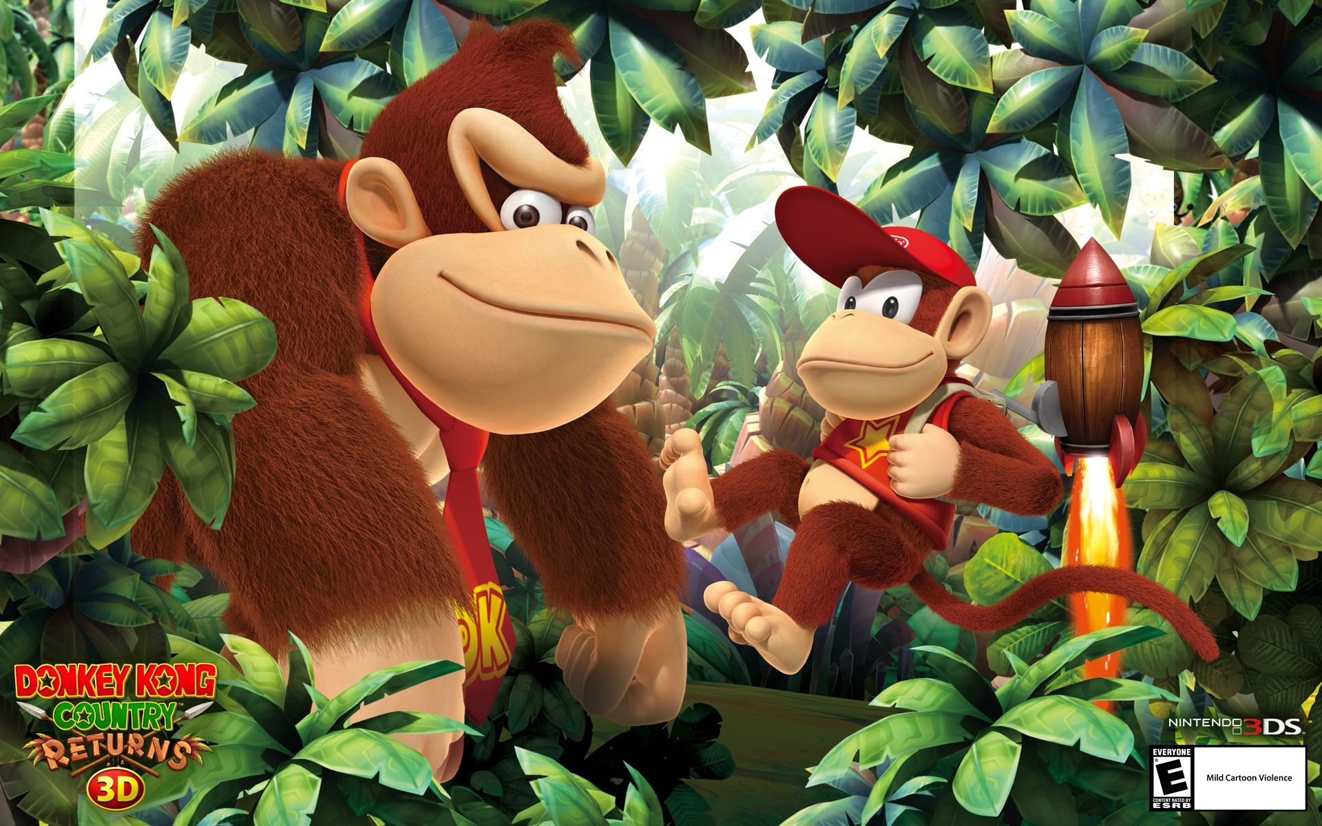 Donkey Kong 3d Wallpapers Top Free Donkey Kong 3d Backgrounds
