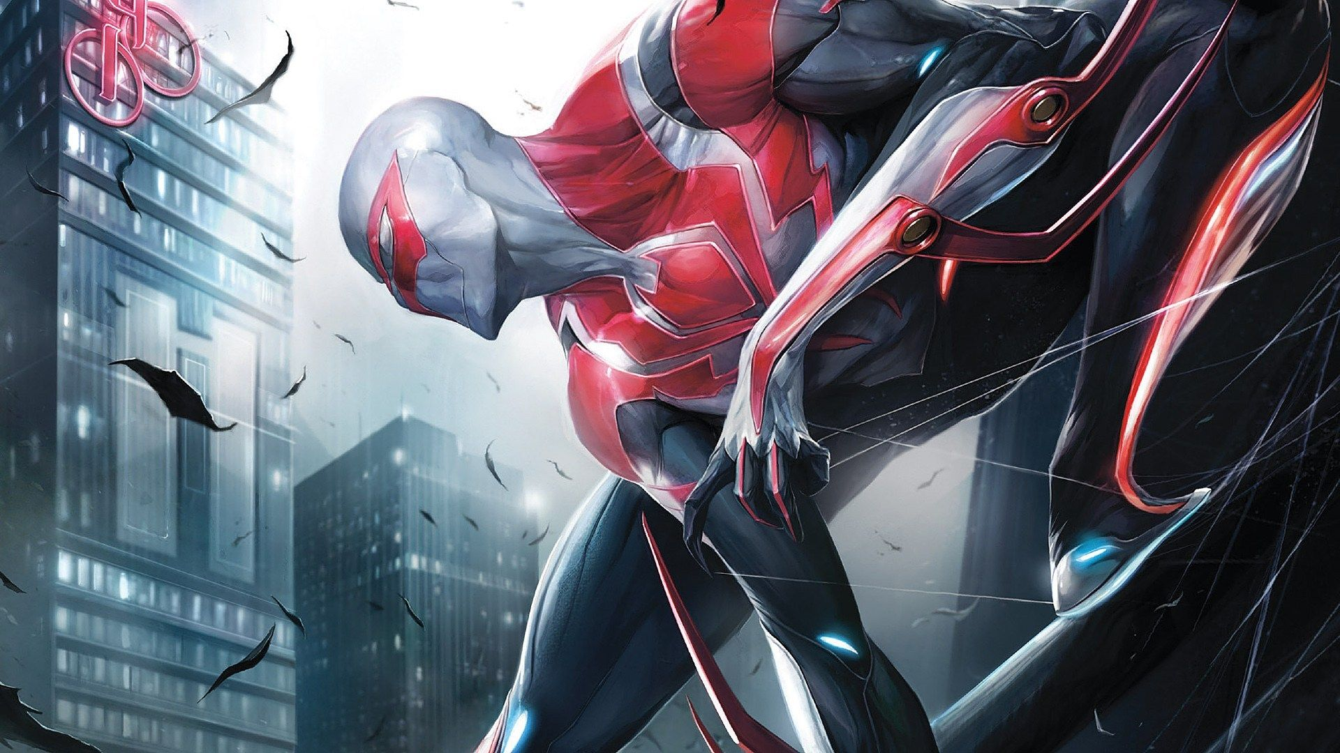 Spider Man 2099 Wallpapers Top Free Spider Man 2099 Backgrounds