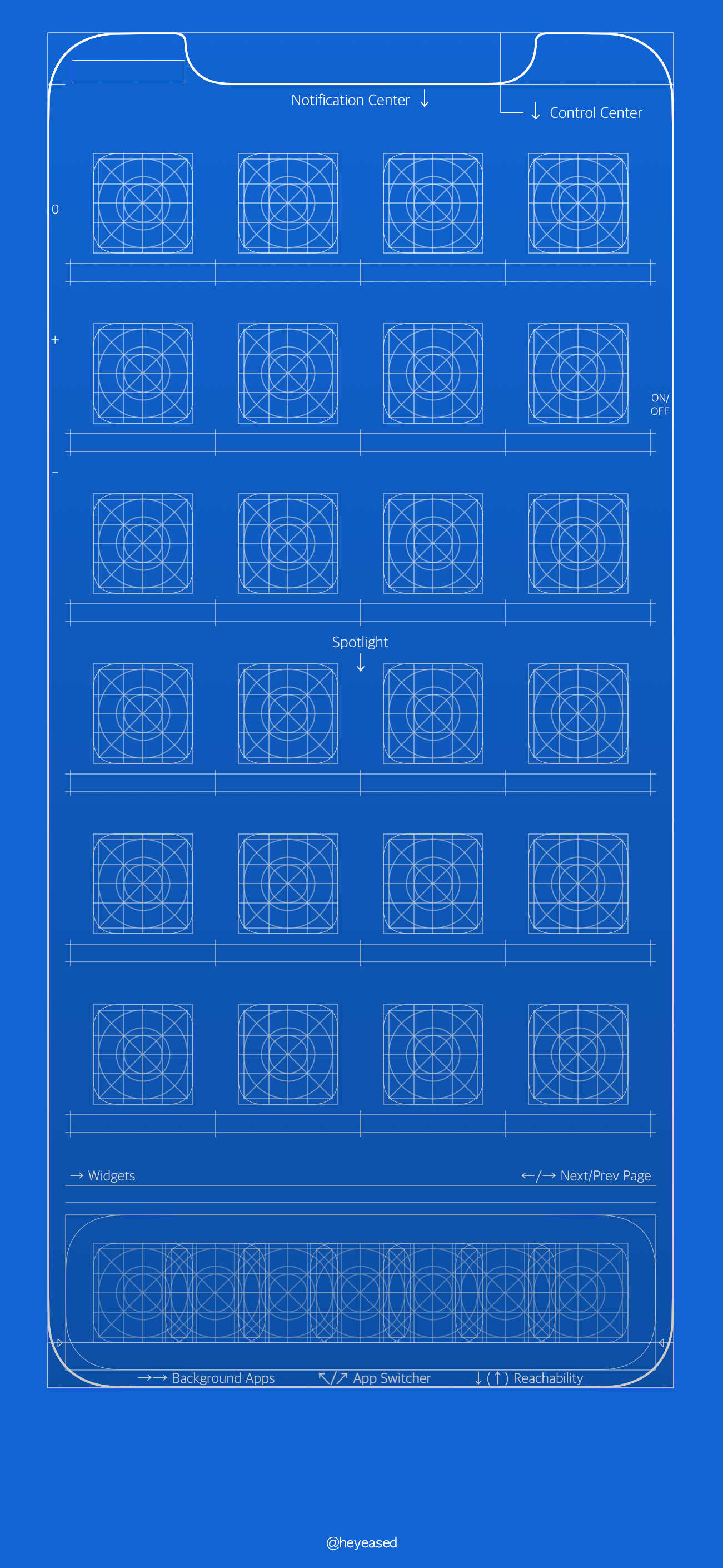 Grid iPhone Wallpapers - Top Free Grid