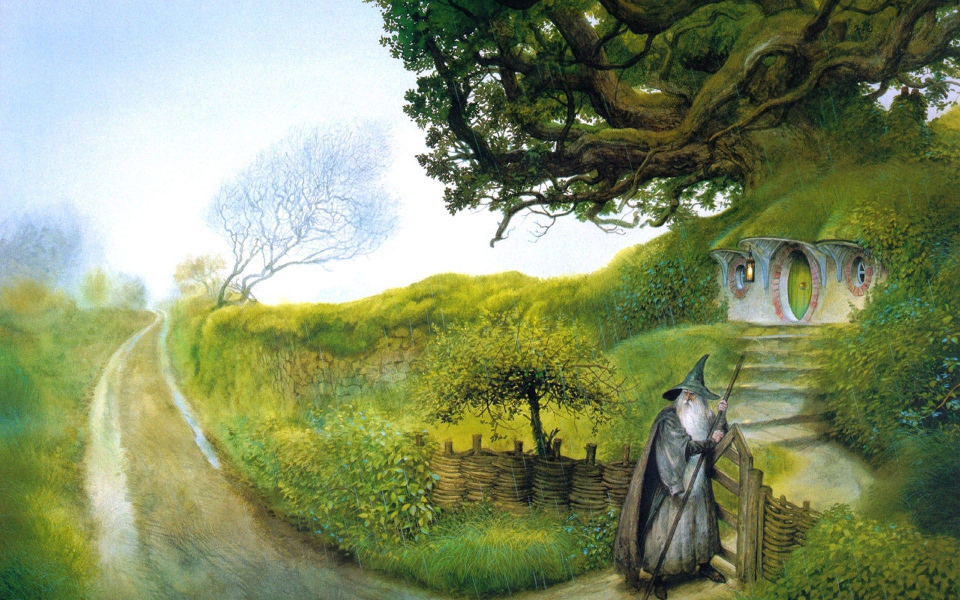Lotr the Shire Wallpapers - Top Free