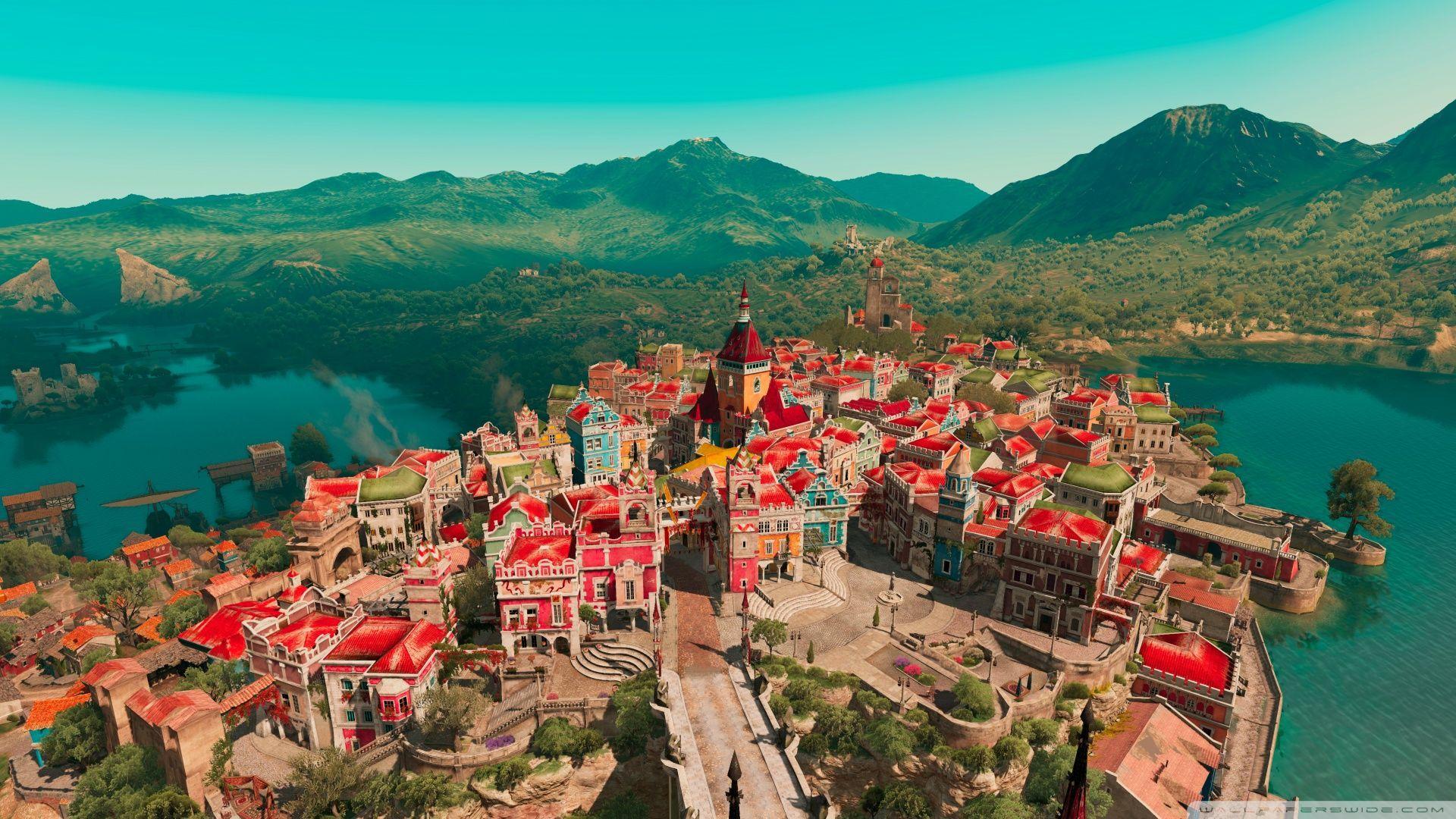 16K Ultra HD Landscape Wallpapers