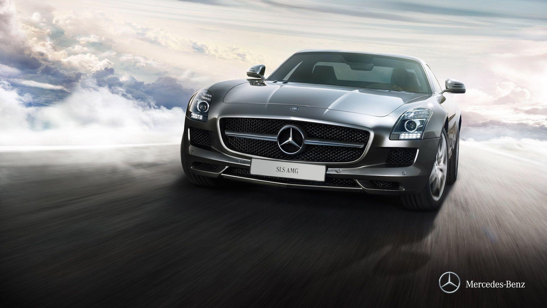 Mercedes-Benz HD Wallpapers - Top Free