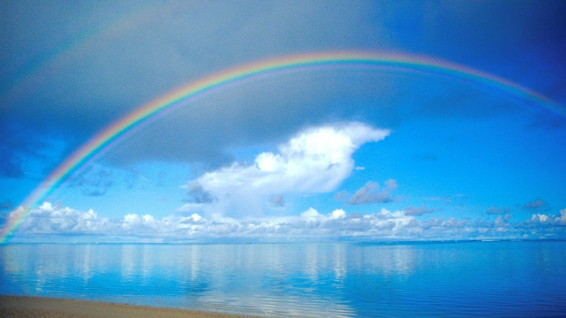 Rainbow Sky Wallpapers Top Free Rainbow Sky Backgrounds Wallpaperaccess