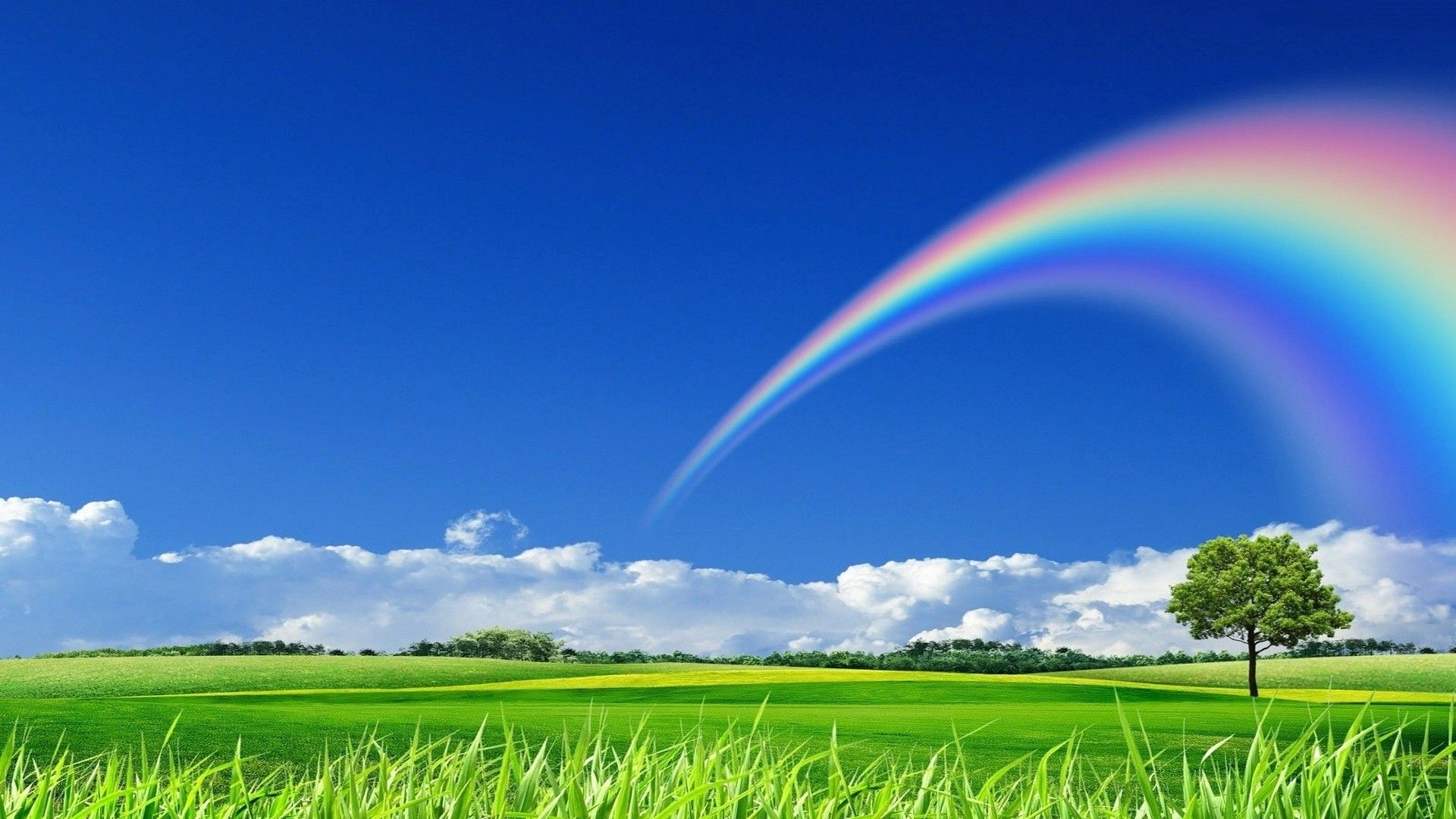 Rainbow Sky Wallpapers Top Free Rainbow Sky Backgrounds