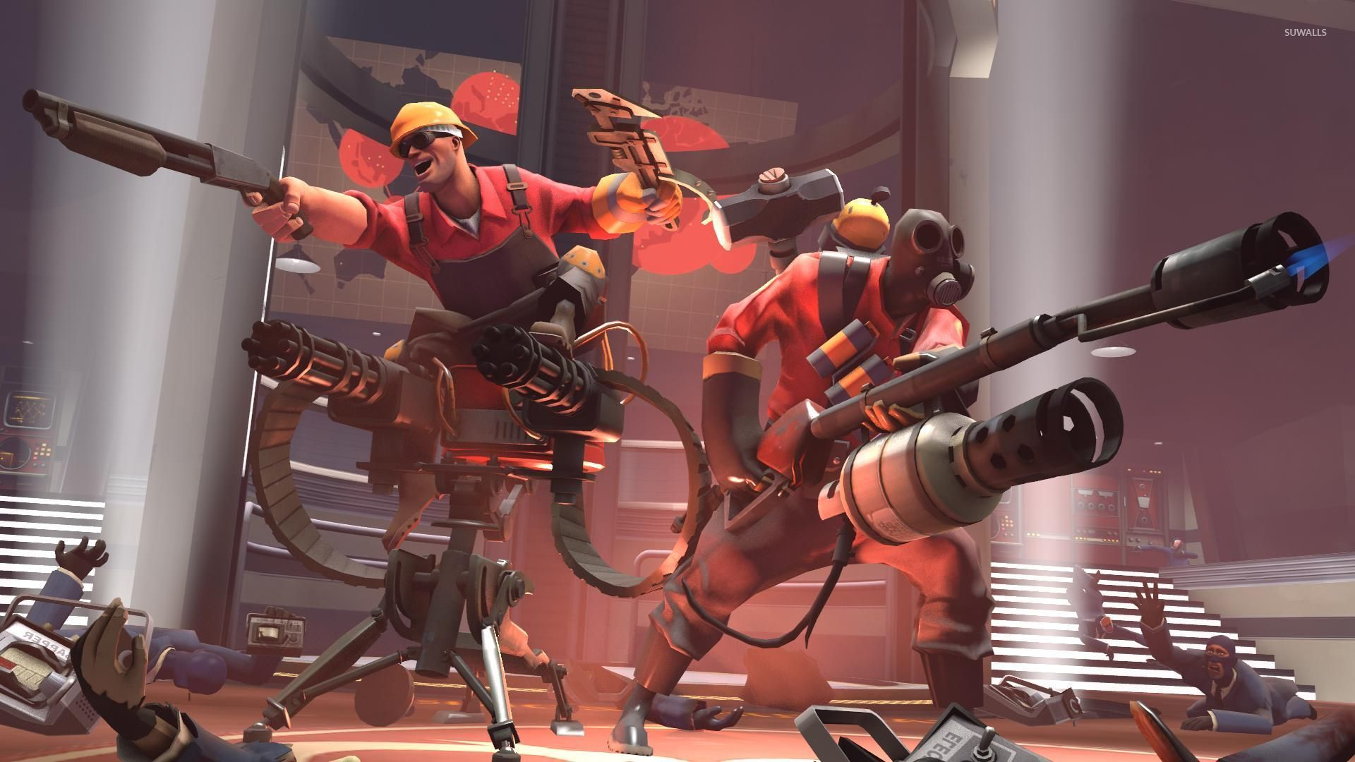 Tf2 4k Wallpapers Top Free Tf2 4k Backgrounds Wallpaperaccess