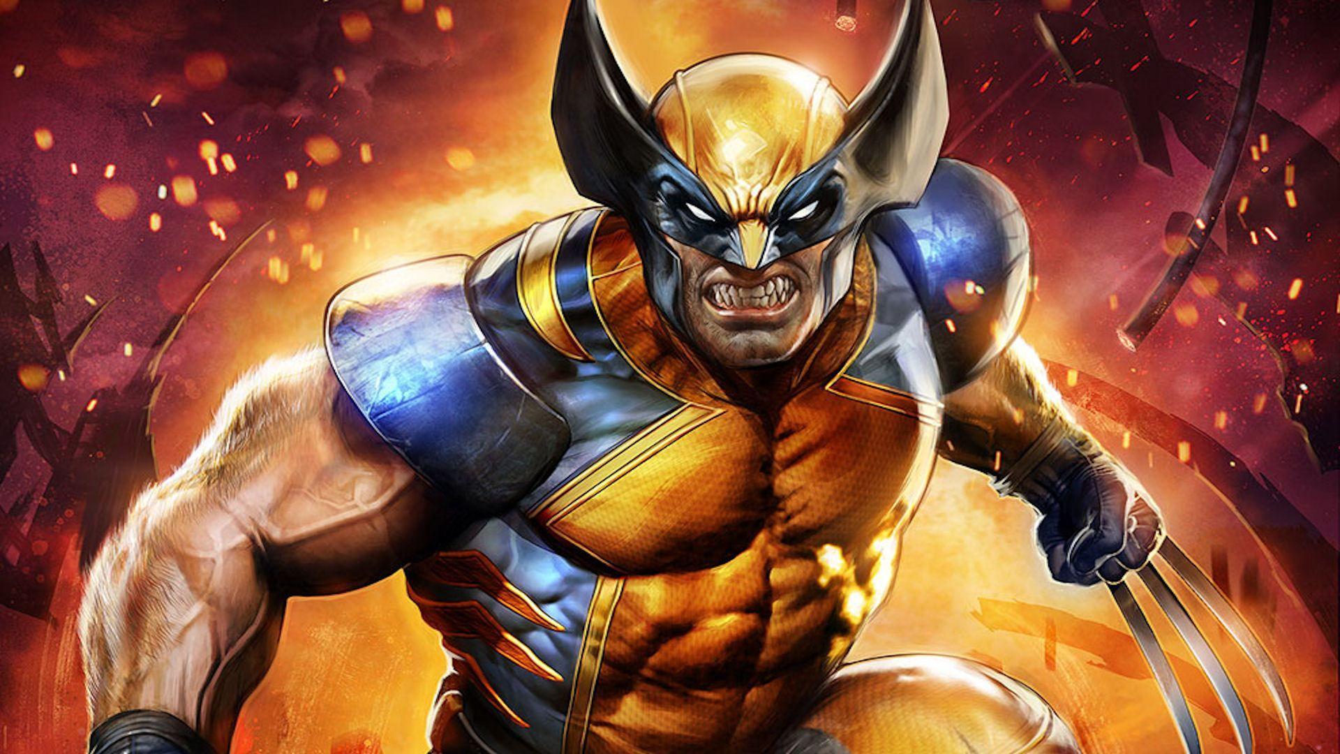 Wolverine do MCU