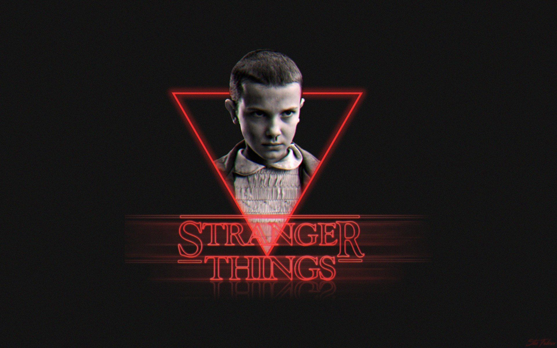 Stranger Things Desktop Wallpapers Top Free Stranger Things