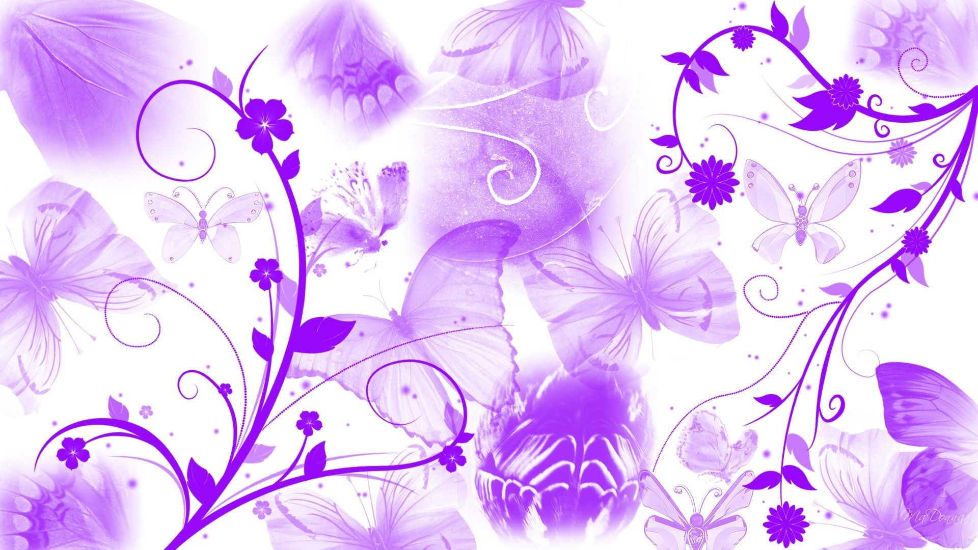 Purple Butterfly Abstract Wallpapers Top Free Purple Butterfly Abstract Backgrounds Wallpaperaccess