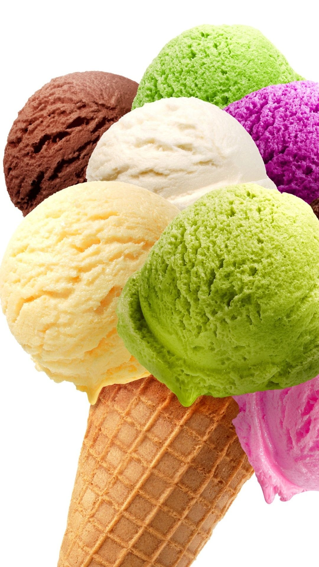 Colorful Ice Cream Wallpapers - Top Free Colorful Ice ...