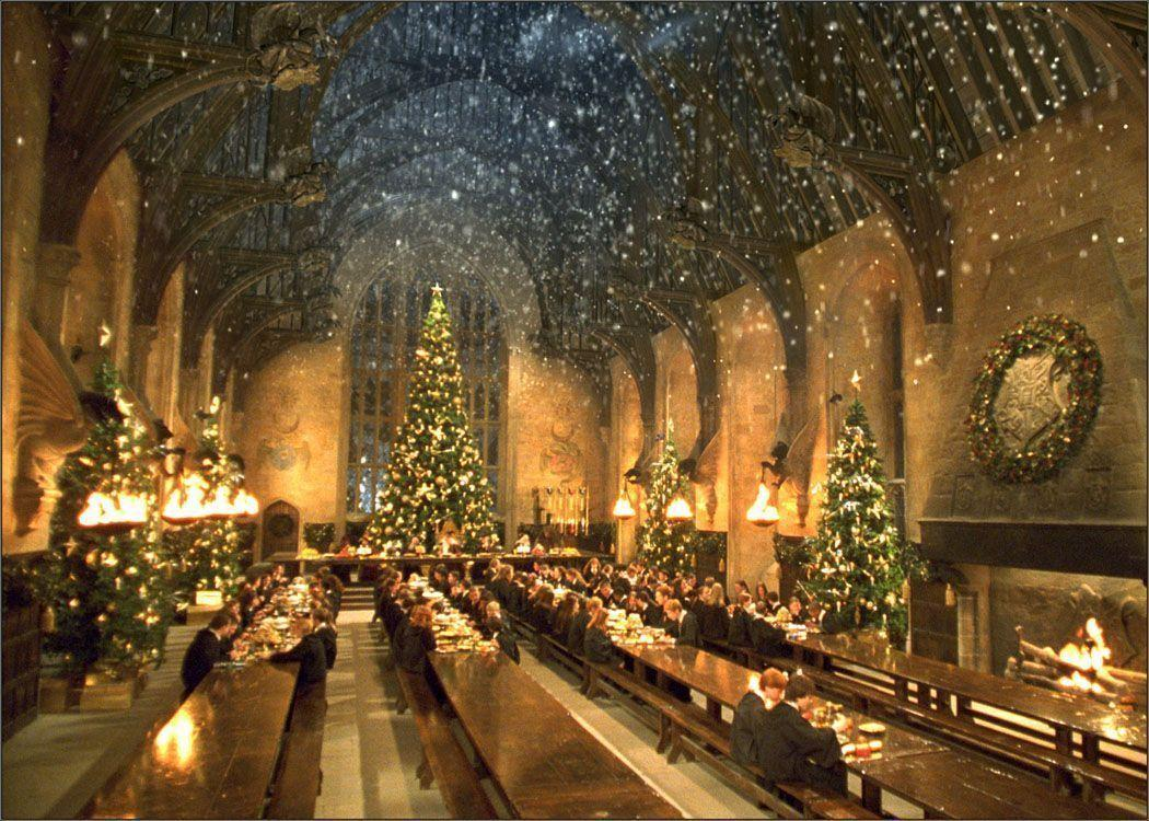 Hogwarts Winter Wallpapers Top Free Hogwarts Winter Backgrounds